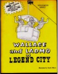 Wallace and Ladmo coloring book